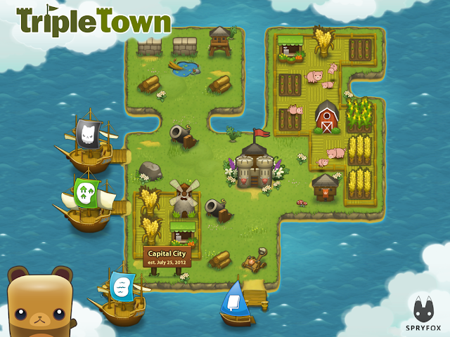 Triple Town Full version