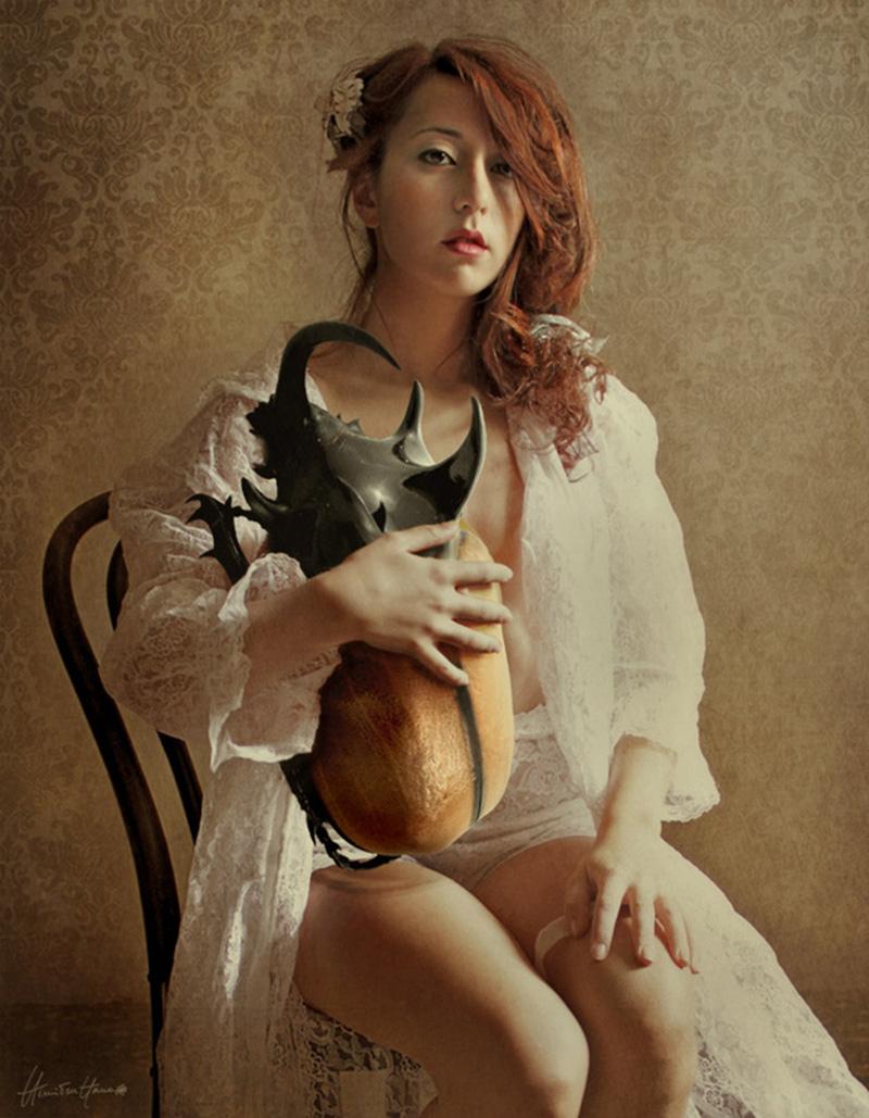 Surreal Work Of Artist Chiara Fersini
