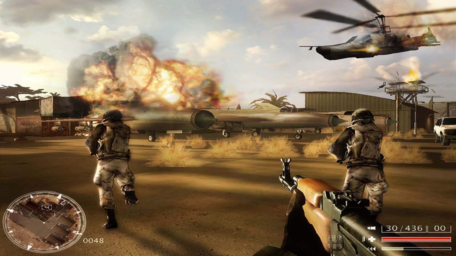 تحميل لعبة Code Of Honor 3 مضغوطة كاملة بروابط مباشرة + تورنت مجانا