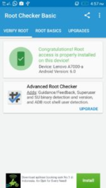 cara root lenovo a7000 plus