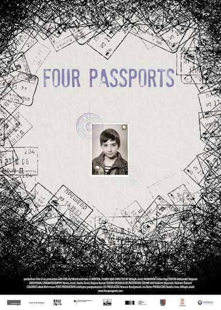 """""""Četiri pasoša"""""""