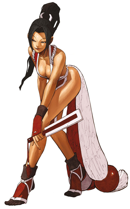 The king of fighter sex mai