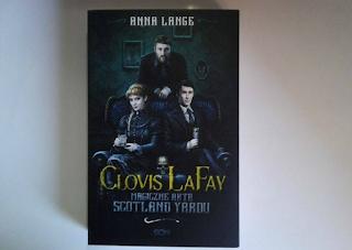 Anna Lange ksiażka