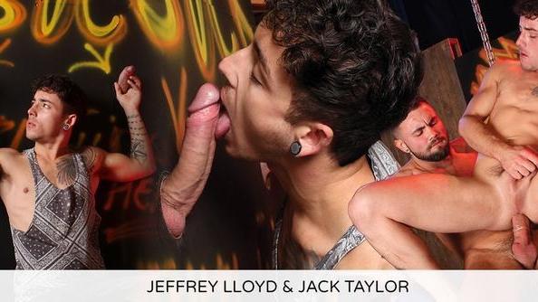 Jeffrey Lloyd & Jack Taylor