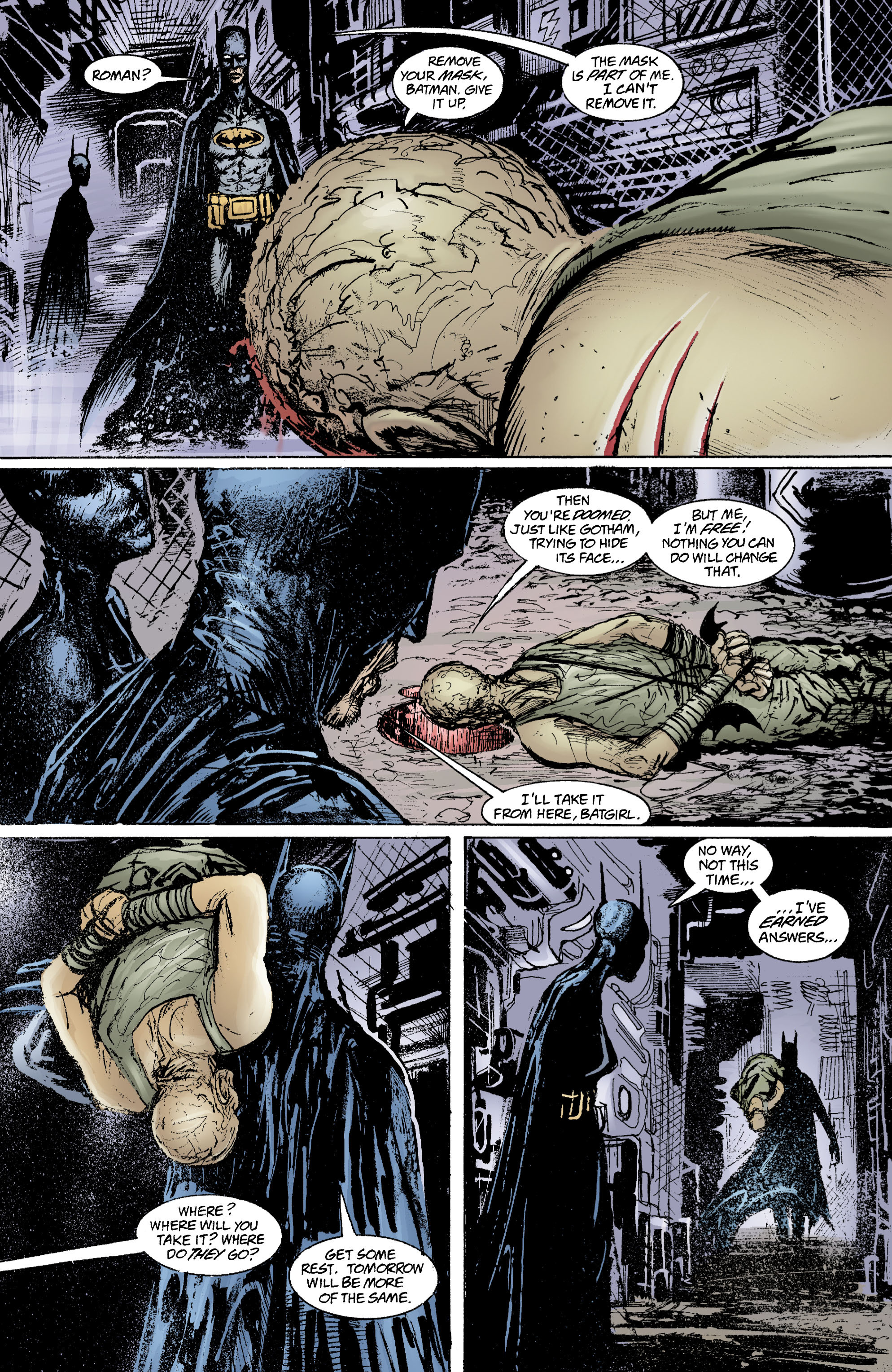 Detective Comics (1937) 732 Page 10