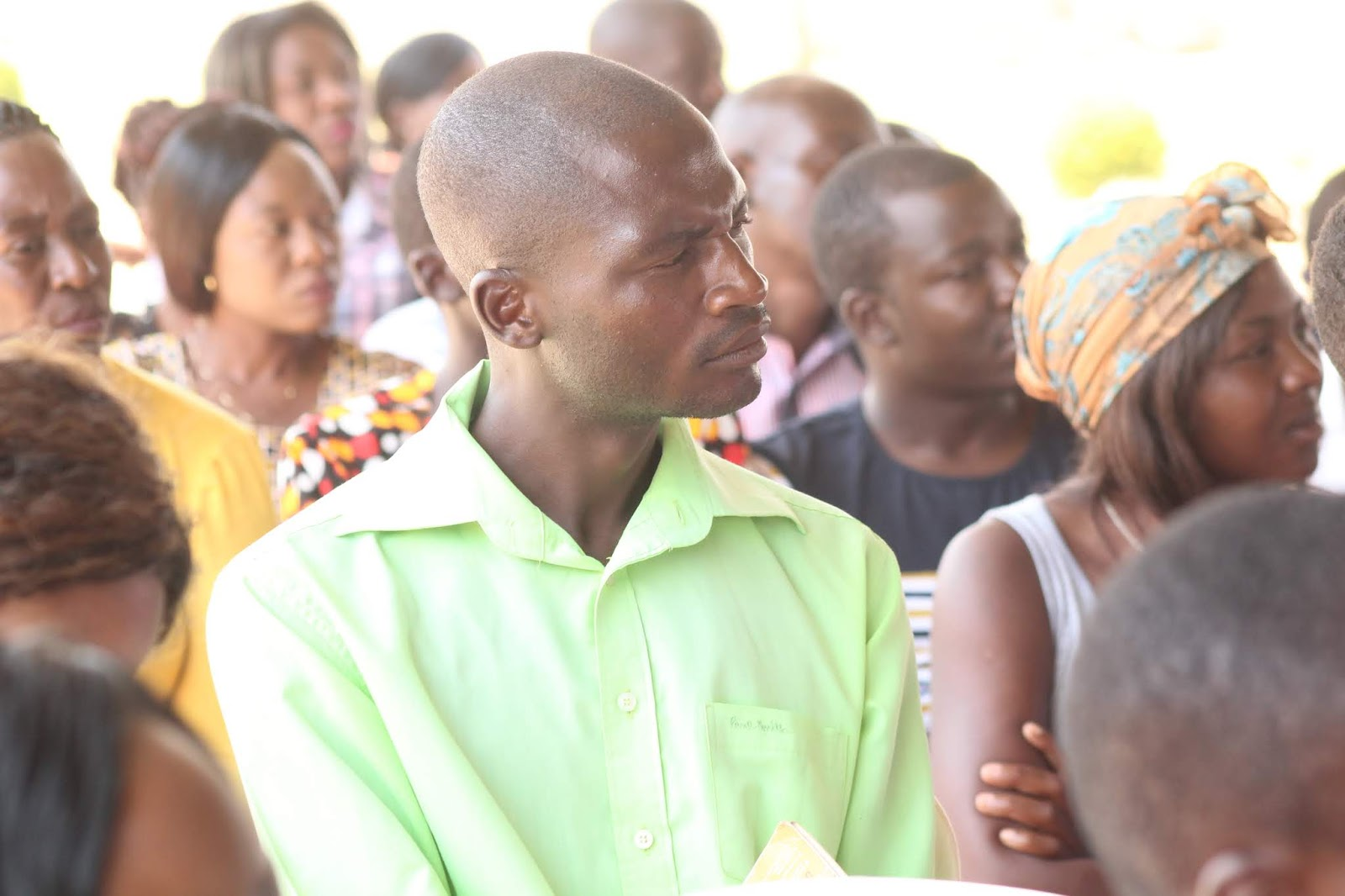 Prophet Blessing Chiza Prays and Breaks The Negative Powers Hidden In A Name