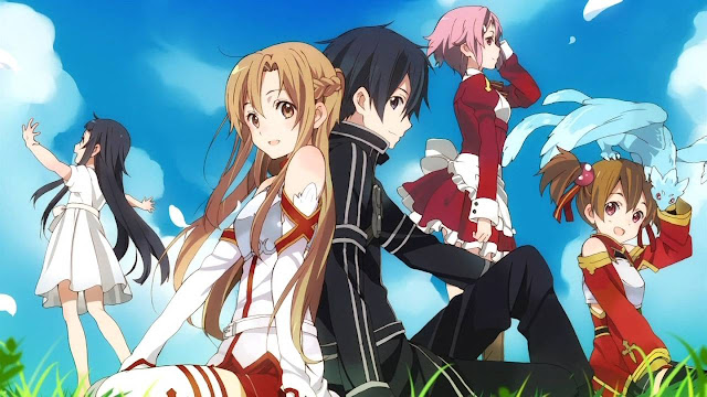 Sword Art Online Season 1 Sub Indo
