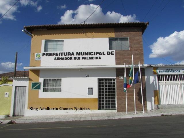 Prefeitura de Senador Rui Palmeira, divulga edital para realização de concurso público com 57 vagas