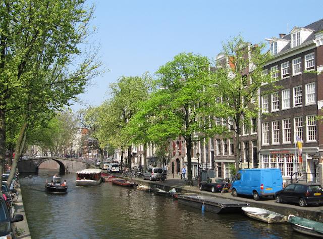 Turismo em Amsterdã no mês de abril