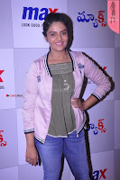 Sri Mukhi in Denim and Jacket at Max Summer Collection Launch  Exclusive 020.JPG