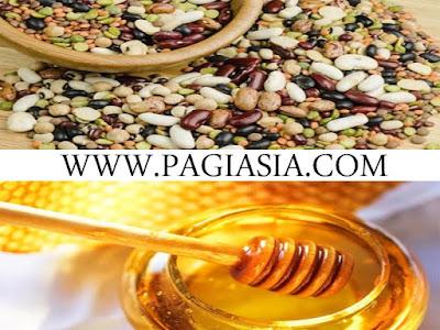 Madu dan Kacang Kering Tak Kenal Tanggal Kadaluarsa