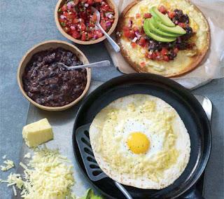 huevos rancheros on tortilla recipe