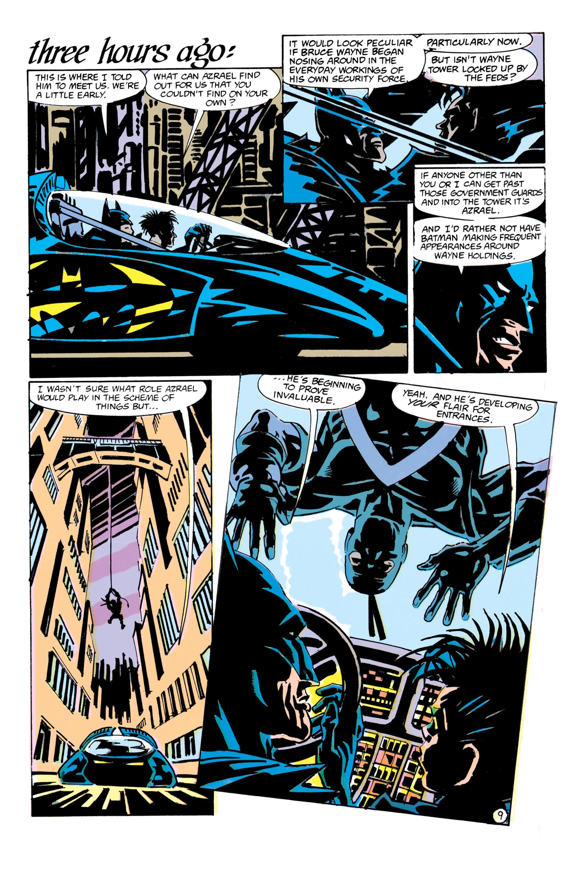 Detective Comics (1937) 658 Page 9