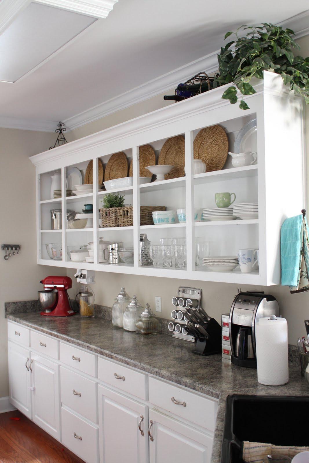 Lack of Progress Report Kitchen Shelving Units  Swoon Worthy