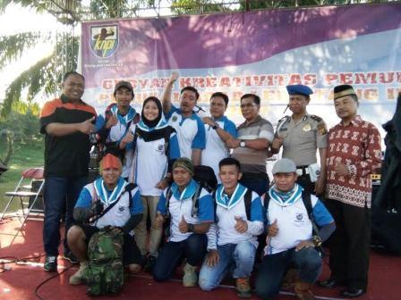 Robby Lepas KPA Ekspedisi Penakluk Puncak Sumatera