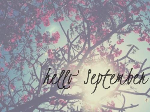 Stt chào Tháng 9 - Chào tháng 9! Chào mùa Thu!