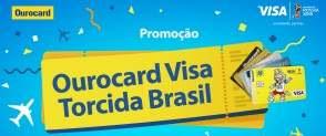 Cadastrar Promoção Ourocard Visa 2018 Torcida Brasil Viagem Copa Rússia