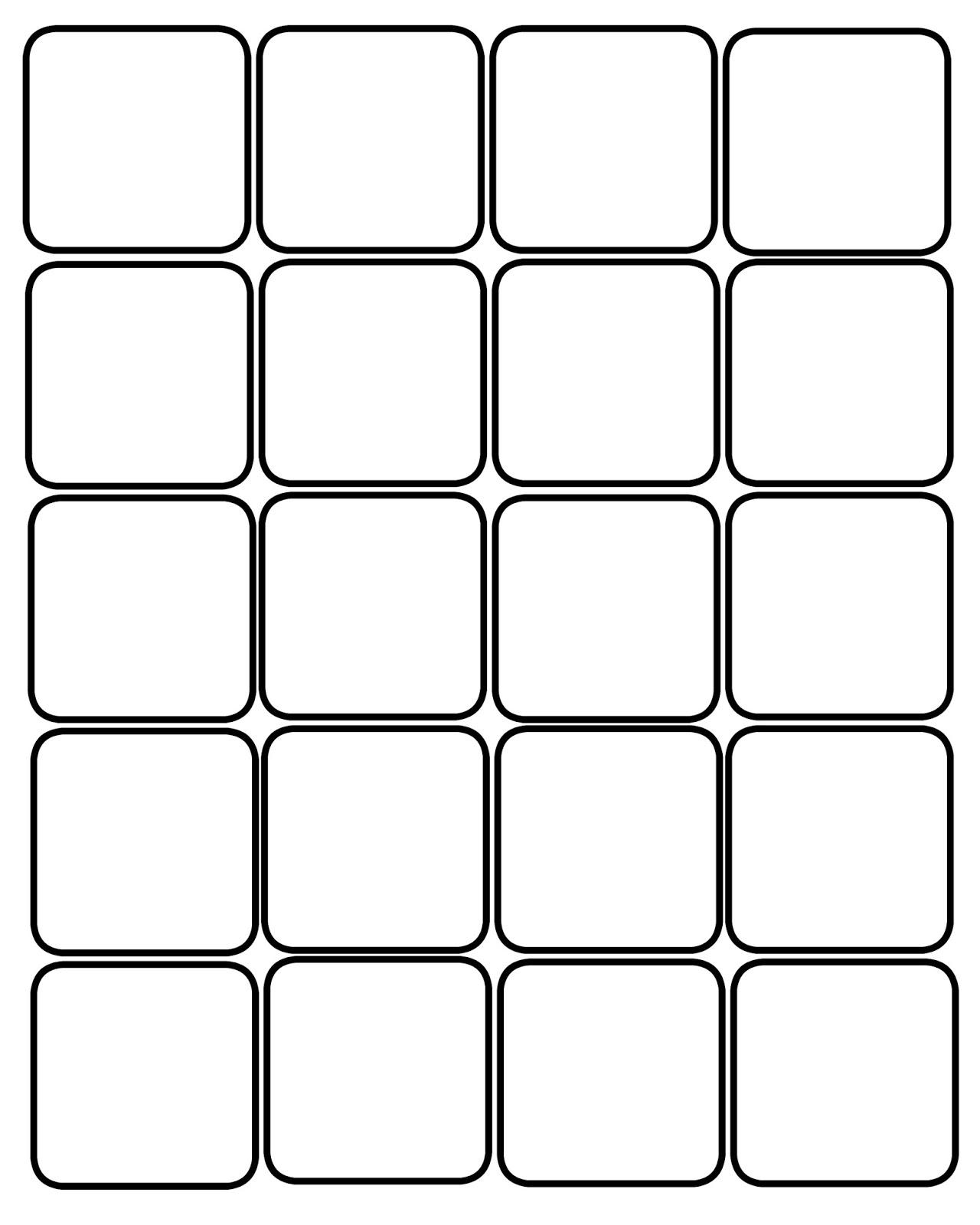Funglish food bingo for Memory selber machen