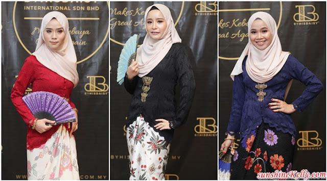 ByHisDaisy, Magika Raya 2019, Kebaya Pario, Kebaya, Kutubaru, Kebaya Raya, ByHisDaisy Fashion Show, Kebaya Malaysia, Fashion, Runway