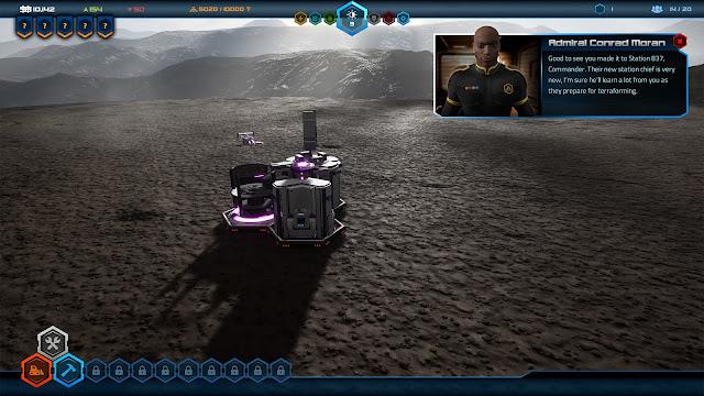 Starport Delta PC Mega