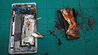 Resmi Sudah, Samsung Menghentikan Produksi Dan Penjualan Galaxy Note 7