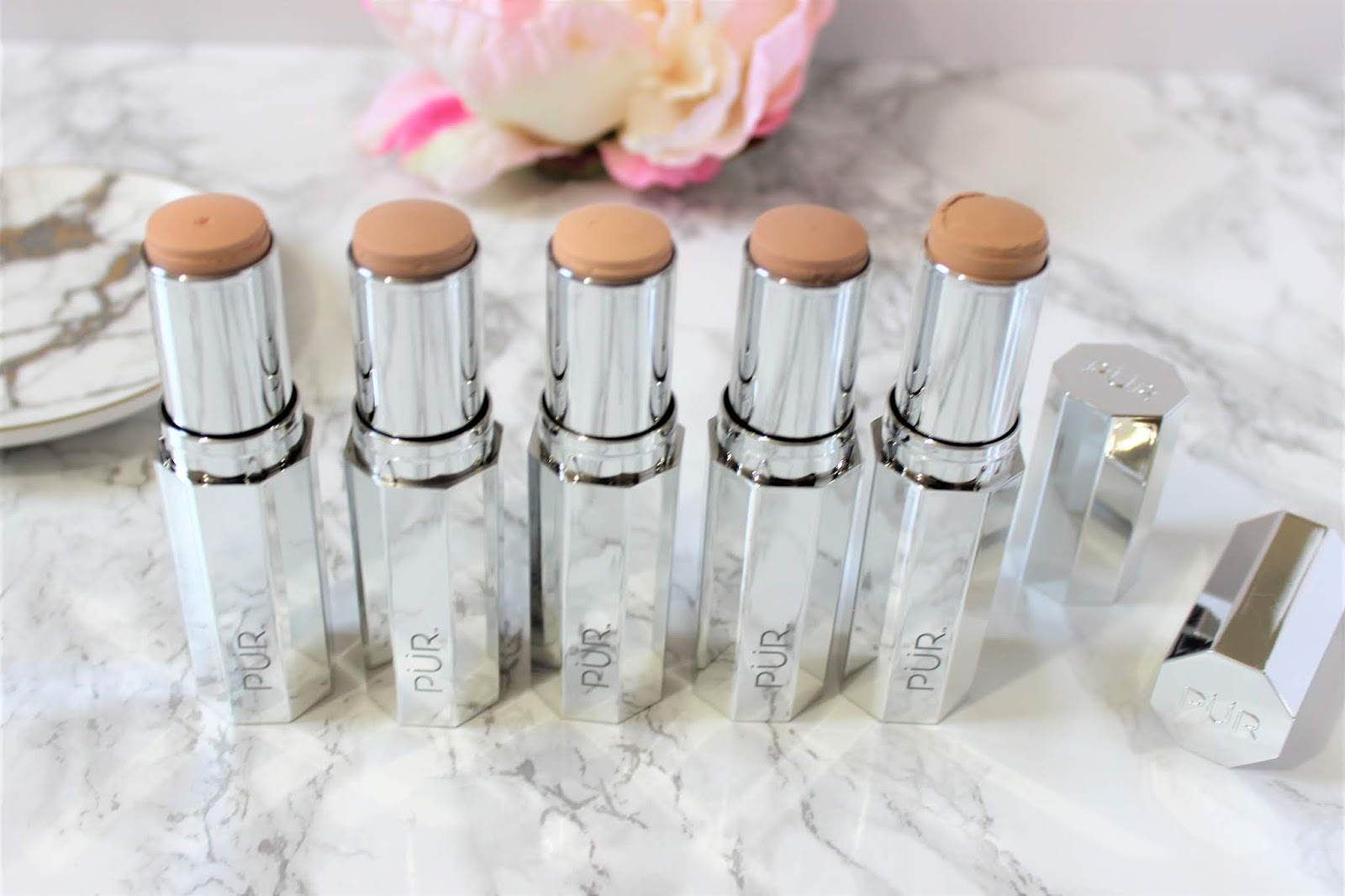 Pur Cosmetics 4 in 1 Foundation Stick