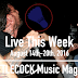 Live This Week: August 14th-20th, 2016