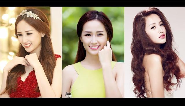 Hoa hậu Mai Phương Thuý đẹp dịu dàng, thuần khiết, thánh thiện