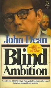'Blind Ambition' by John Dean (1976)