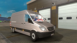 Mercedes Sprinter 2009 Short 6.0