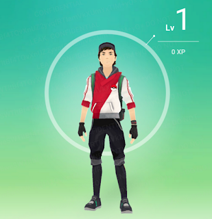 Trainer XP Pokemon Go