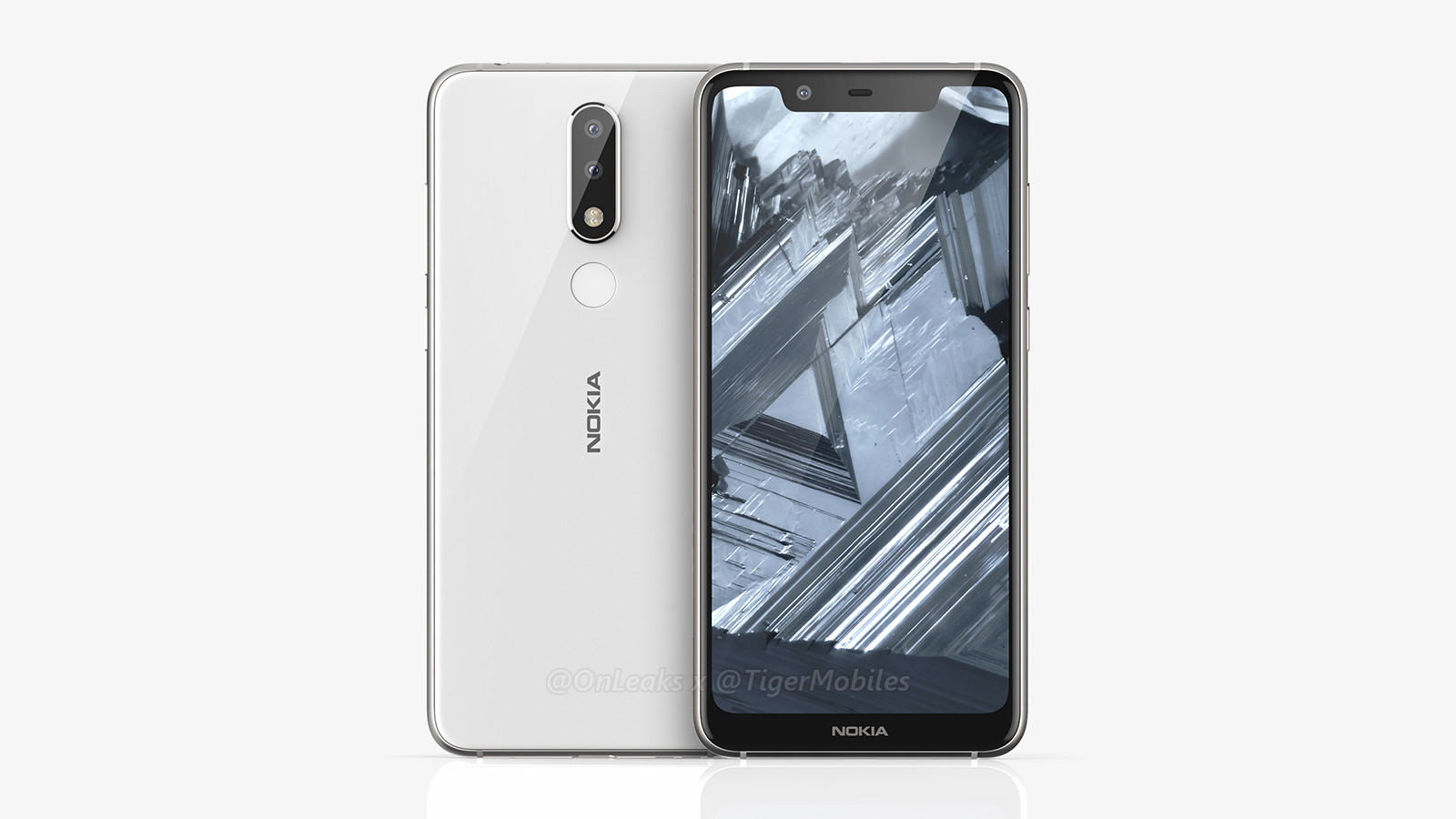 Lovenokia Latest News And Information About Nokia Mobile June 2018 61 Plus Last Week Onleaks Tiger Mobiles Shared Some High Quality 4k Renders 360 Video Of The 51 Device Looked Beautiful In