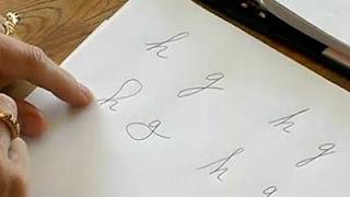 Cara Mengenal Kepribadian Seseorang Dari Tulisan Tangan