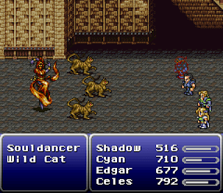Final Fantasy VI - Souldancer