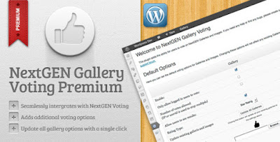 Download NextGEN Gallery Voting Premium v1.6.1 Wp Plugin