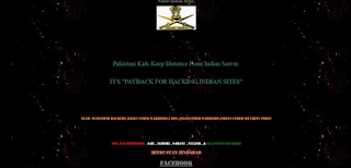 lahore gov site hacked by indian