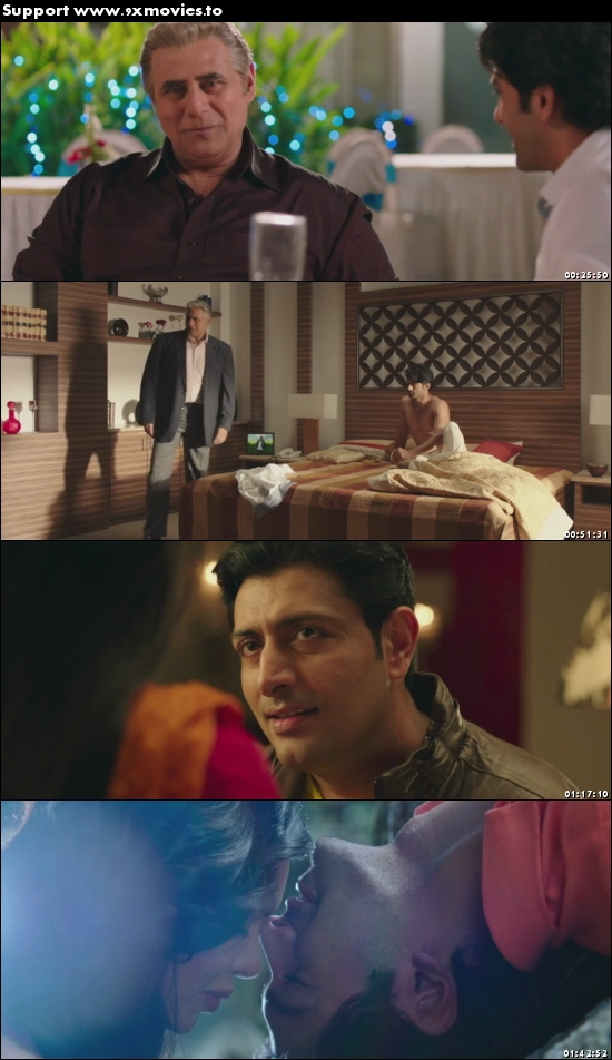 Barkhaa 2015 Hindi 480p HDRip 300mb
