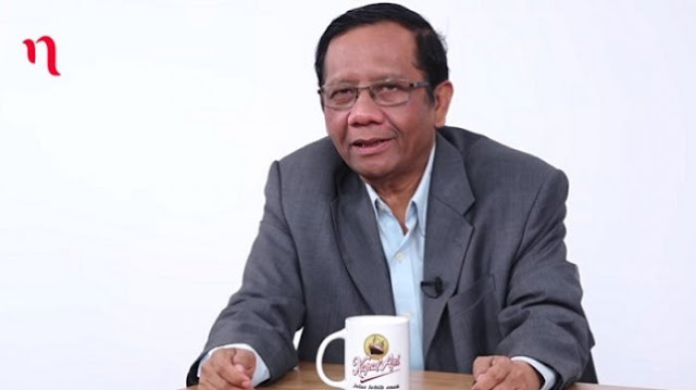Mahfud Sebut Hukuman di Indonesia Tak Adil, Pengendara Motor Langsung Dipenjara Koruptor Keliaran