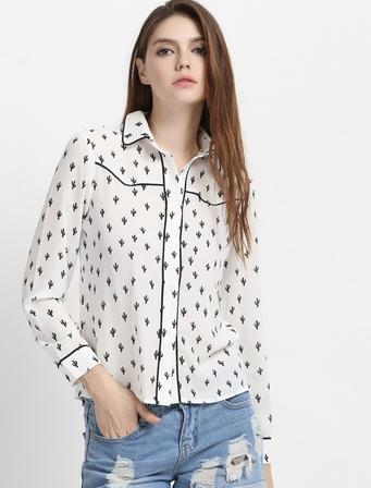 17 Desain baju atasan model sekarang untuk wanita PALING