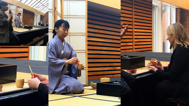 {Erin Out and About} Japanese Tea Ceremony at Toronto Tea Festival 2017