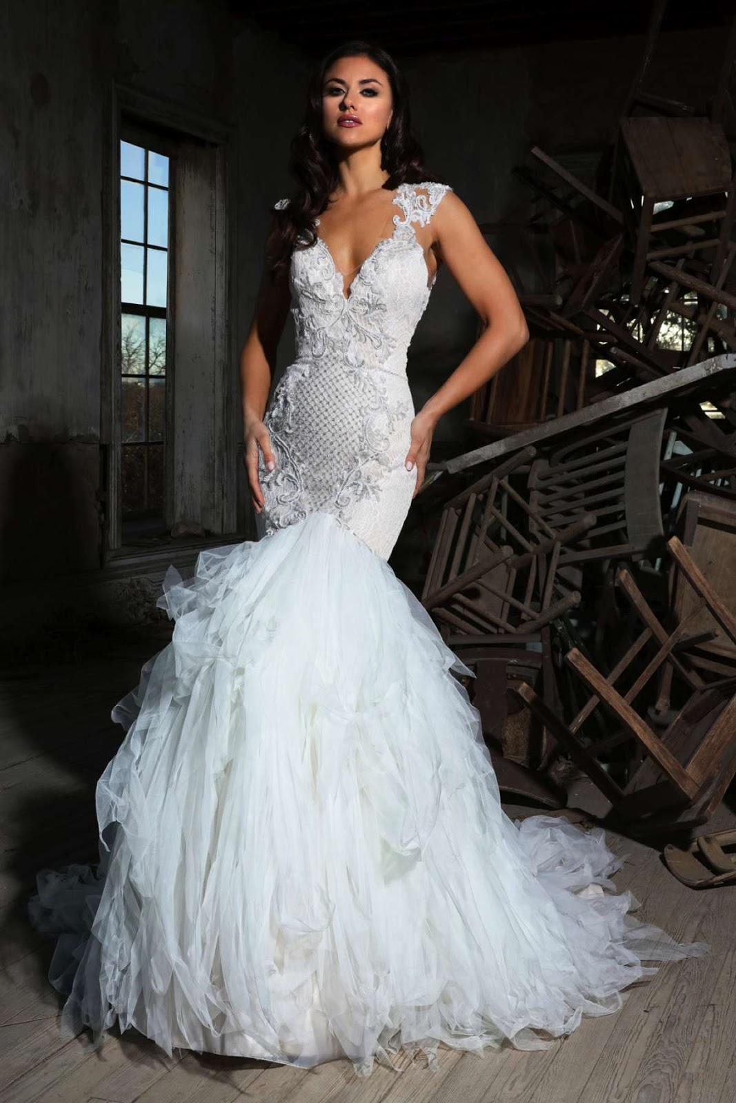 Bridal boutique chicago omaima couture for Wedding dress boutiques chicago