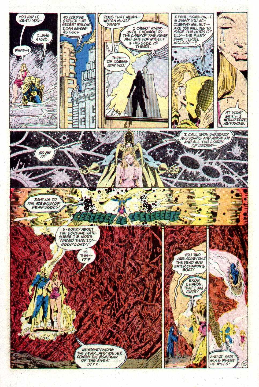 Read online Secret Origins (1986) comic -  Issue #24 - 35