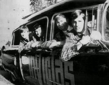 The Invictas – The Invictas À Go-Go (Eva Records ) 1983