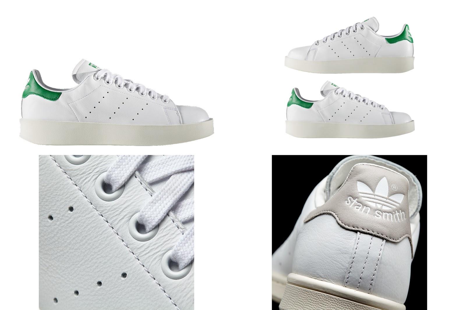 林公子生活遊記: adidas Originals Stan Smith 2017春夏男女裝鞋款系列 延續Stan Smith 簡約設計 注入夏日格調