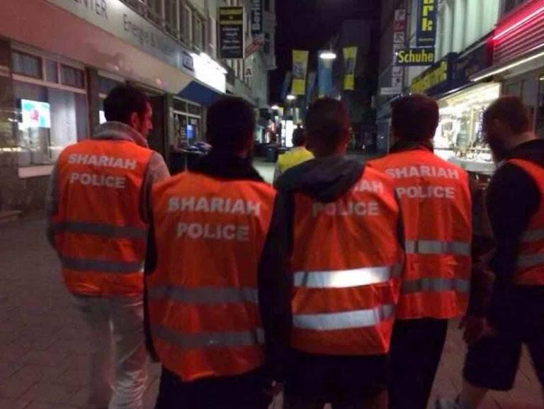 Polícia religiosa fanática aterroriza até muçulmanos 'relaxados' em Berlim