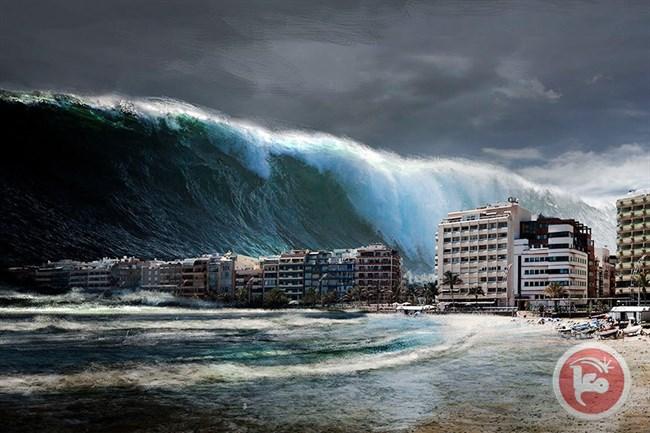 Hamas Tries To Quash Rumors Of A Tsunami Hitting Gaza Elder Of Ziyon Israel News