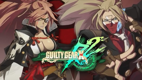 Guilty Gear Xrd REV 2 + All DLCs Repack