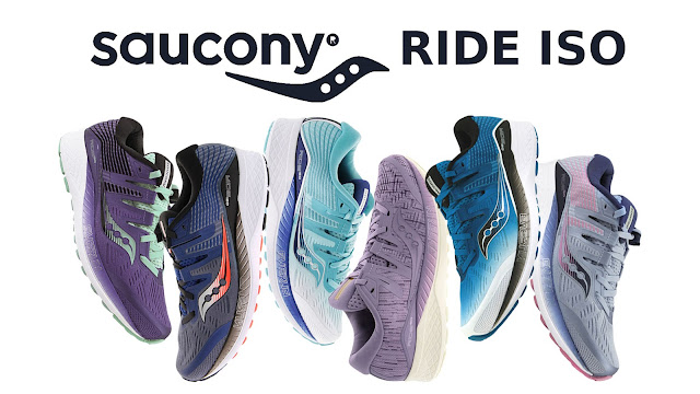 Saucony Ride ISO Banner