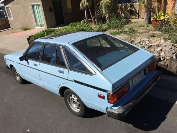 1981 Datsun 510 Hatchback | Auto Restorationice