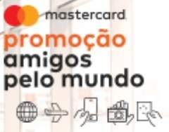 Cadastrar Promoção Mastercard Amigos Pelo Mundo Viagens